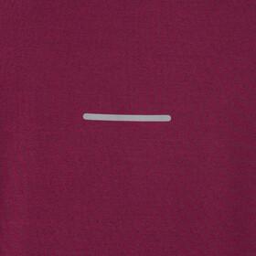 asics Thermopolis Plus LS Shirt Men Cordovan/Samba